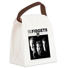 meetthefidgets-shirtHD Canvas Lunch Bag