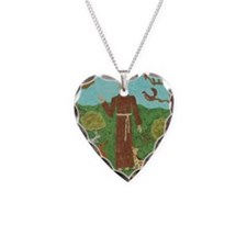 Saint Francis of Assisi Necklace