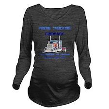 Prime Long Sleeve Maternity T-Shirt