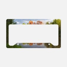 summer_reflections_CALENDAR_1 License Plate Holder