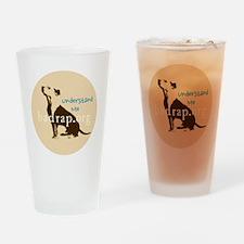 circle Drinking Glass