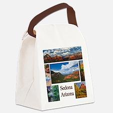 Sedona_CALENDAR_11.5x9_print copy Canvas Lunch Bag