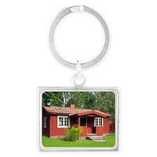2011 Sweden 471-elong Landscape Keychain