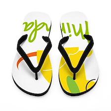Miranda-loves-puppies Flip Flops