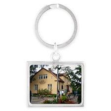 JB-Museum-front-sq Landscape Keychain