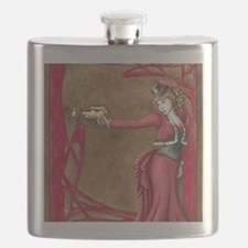 AlongCameASpider Flask
