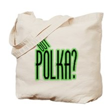 got polka? Tote Bag