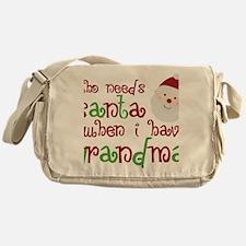 grandmasanta Messenger Bag