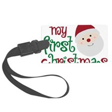 firstchristmas Luggage Tag