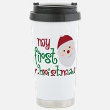 firstchristmas Stainless Steel Travel Mug