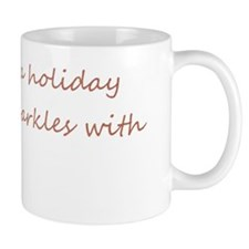 Holiday Greeting card Mug