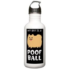 pombffphone Water Bottle