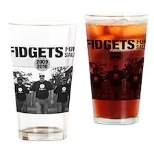 fidgetforsaleHD Drinking Glass