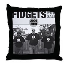 fidgetforsaleHD Throw Pillow