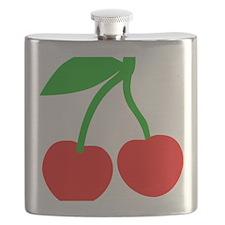 cherries_2011 Flask