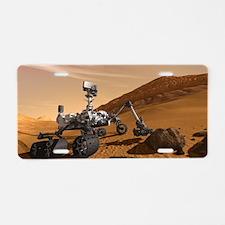 551041main_pia14156-full_fu Aluminum License Plate