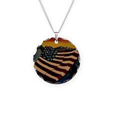 Patriot Mt Necklace