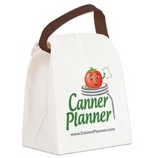 cannerplanner_8in Canvas Lunch Bag