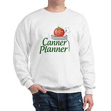cannerplanner_8in_dark Sweatshirt