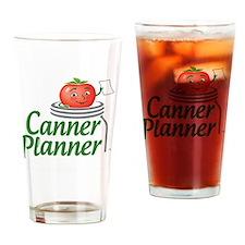 cannerplanner_5in_dark Drinking Glass