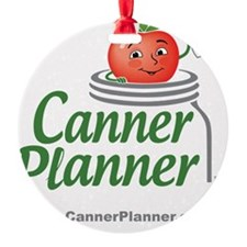 cannerplanner_5in Ornament