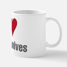 IHeartHousewives2 Small Small Mug