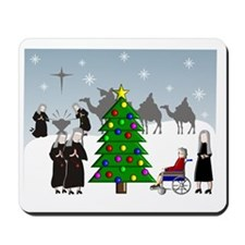 LSP Christmas card OCTOBER Mousepad