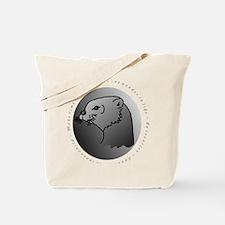 otter  10 x 10 Tote Bag