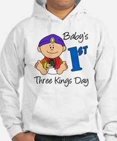 babys first three kings day Hoodie