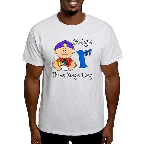babys first three kings day Light T-Shirt