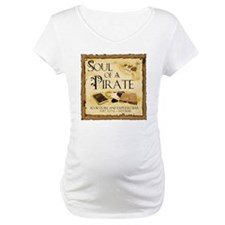 soul of a pirate West Indies Shirt