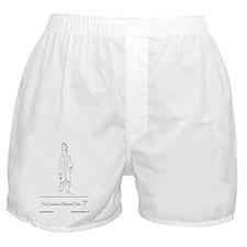 The Caretaker of Natural Order Boxer Shorts