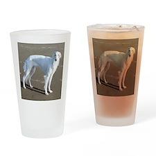 SilkenStackSquare Drinking Glass