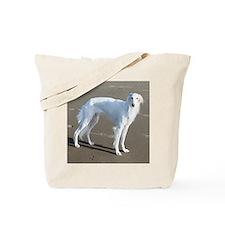 SilkenStackSquare Tote Bag