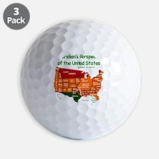 Floridians USA 1a Golf Ball