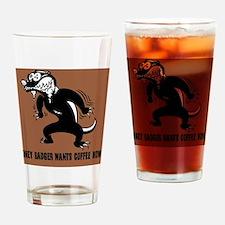 honey-badger4-java-TIL Drinking Glass