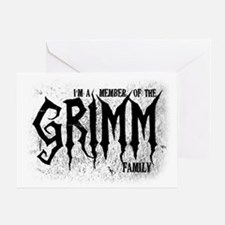 grimm-family2.gif Greeting Card