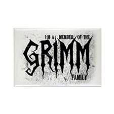 grimm-family2.gif Rectangle Magnet