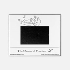 The Dancer of Freedom Picture Frame
