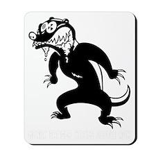 honey-badger4-java-DKT Mousepad