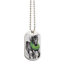 Dashing Through The Snow Holiday Gifts an Dog Tags