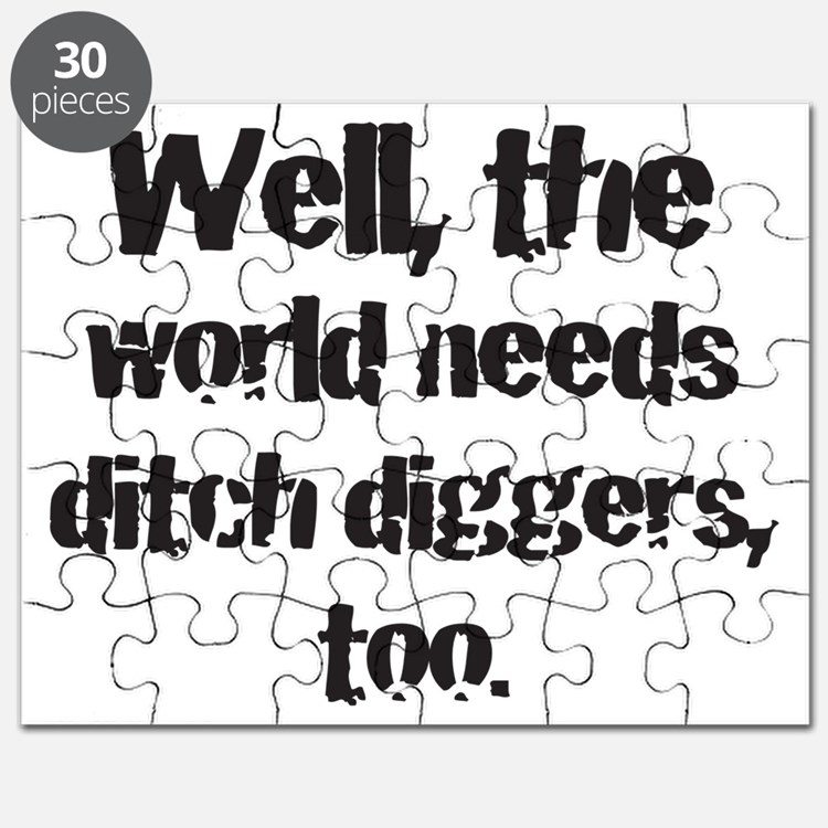 ditch-diggers-light Puzzle