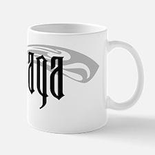 KMTATWINGWHITESHRT Mug