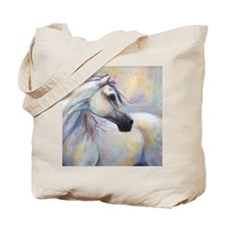Heavenly Horse art by Janet Ferraro. Copy Tote Bag