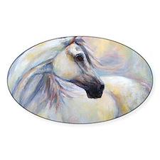 Heavenly Horse art by Janet Ferraro Decal
