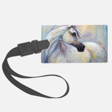 Heavenly Horse art by Janet Ferr Luggage Tag