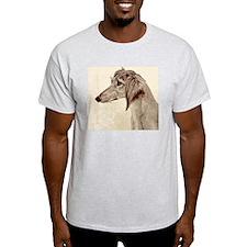 SalukiHead T-Shirt