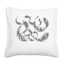 breaking dawn18 Square Canvas Pillow