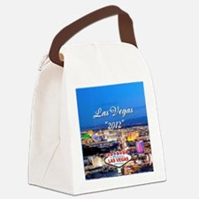 2012 vegas 299 Canvas Lunch Bag