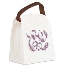 breaking dawn19 Canvas Lunch Bag
